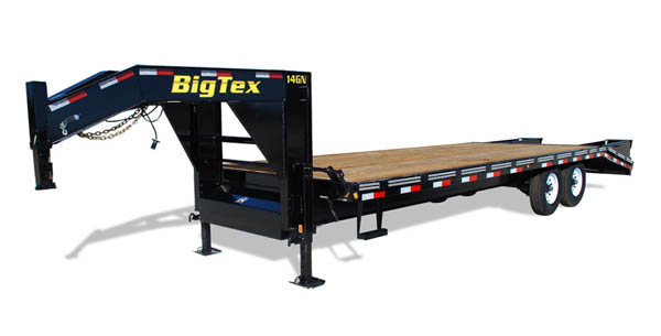 14GN/PH Big Tex Gooseneck Trailer
