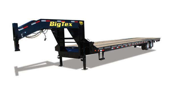 22GN Big Tex Gooseneck Trailer