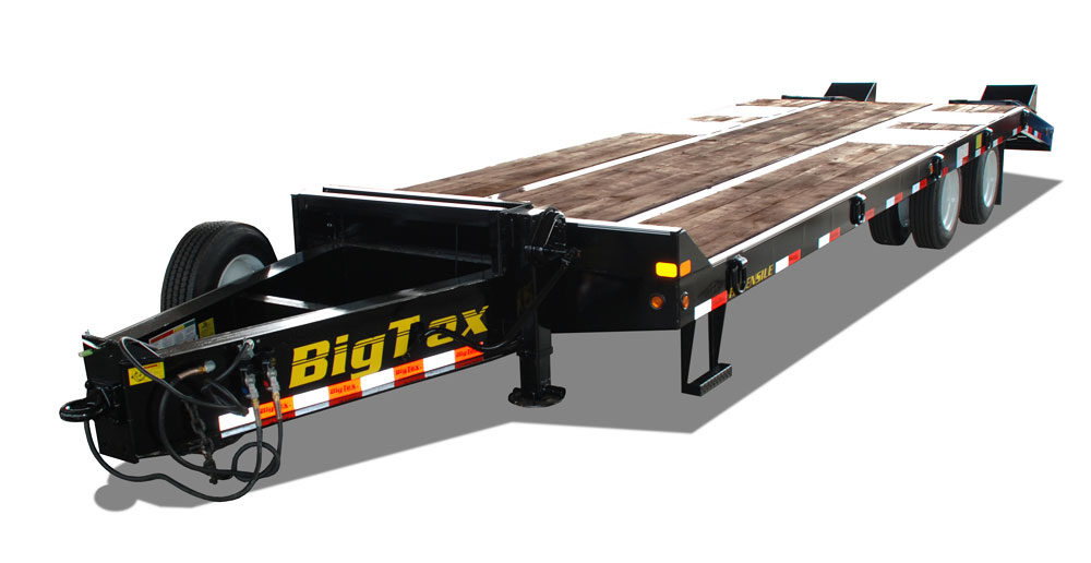 4XPH Big Tex Equipment Trailer