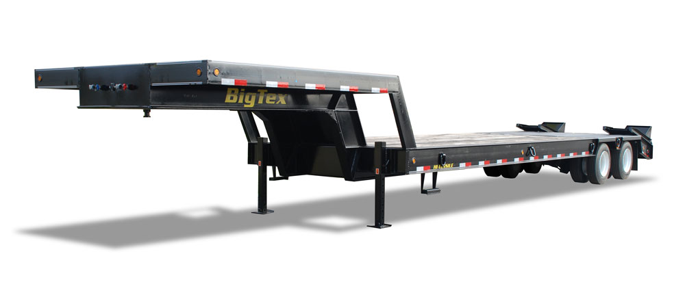 5XGL Big Tex Equipment Trailer