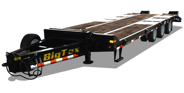 5XPH Big Tex Equipment Trailer