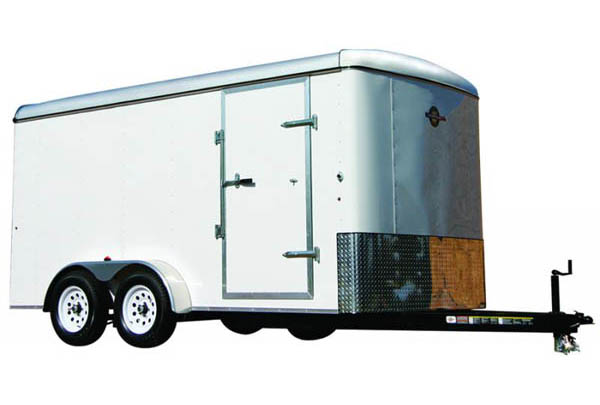 6X12CG7K Carry-On Cargo Double Axle Trailer