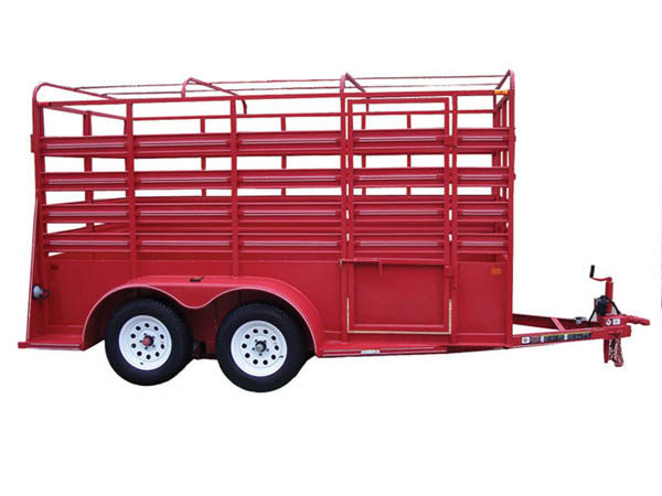 6X12LIVESTOCK Carry-On Specialty Products Trailer