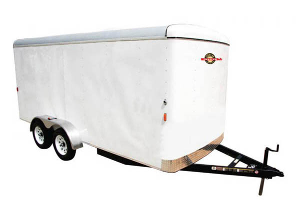 7X12CG Carry-On Cargo Double Axle Trailer