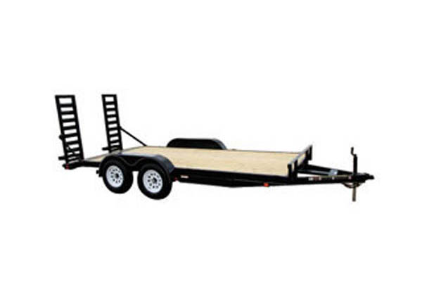 7X16HDEQDTFR Carry-On All Purpose Equipment Trailer