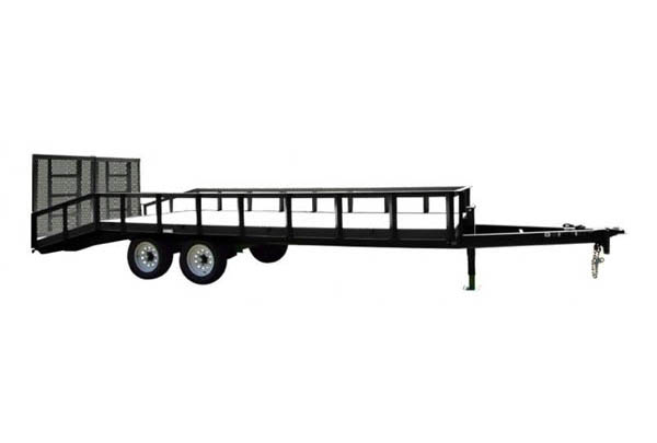 8.5X16DODTGL Carry-On All Purpose Equipment Trailer