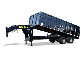 Big Tex Dump Trailers