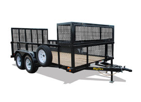 Big Tex Landscape Trailers